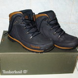 Ботинки деми Timberland подростковые р.37 стелька 23,8см