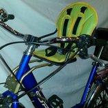 Велокресло детское, универсальное, на быстросъёмном креплении
