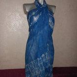 Пляжная юбка,парео Новая 150 100 см