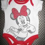 Боди на новорожденную принцессу Disney Baby