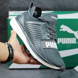 Кроссовки PUMA Ignite limitless gray