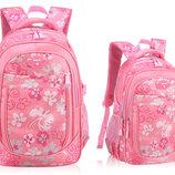 Школьный рюкзак для девочки 2 размера 1-4 и 5-11 класс плюс канцю набор за 1 грн