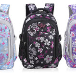 Школьный рюкзак для девочки 2 размера 1-4 и 5-11 класс канц. набор за 1 грн