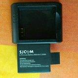 Акб и зарядное устройство SJ4000