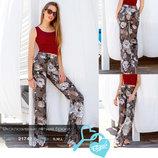 Эксклюзивные летние брюки