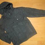 Куртка демисезонная на 10-11-12 лет,, рост 146-152-158