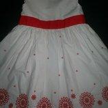 Отличное платье Y.d.1,5-2года,