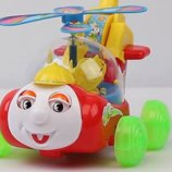 Игрушка - каталка вертолет
