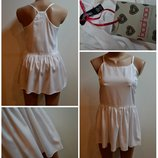 Новая Летняя белая Блуза