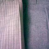 Летние нарядные брюки талия 58-60 на рост 128-134