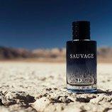 Sauvage Dior 100% оригинал, духи, парфюмерия, парфюм, аромат, распив, диор, саваж, мужской