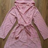 розовый халатик