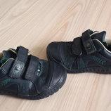 Кожаные ботинки Clarks р 26 8 1/2 для двора