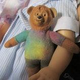 Коллекционный мишка медведь игрушка кукле кукла