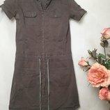 Классное платье - рубашка от немецкого бренда awg mode boule
