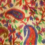 легкий кольоровий шарф
