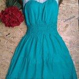 Літнє хлопкове плаття