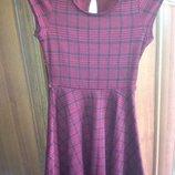 платье- сарафан школьное