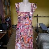 Плаття літнє на 48- 50 розмір Пог-40-50 см