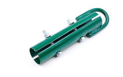 Крепление для каната для лазанья 6246 диаметр 36мм, длина 22см металл