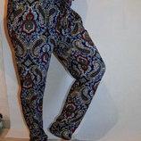 Натуральные легкие штаны для красивых девочек 54, 56 р