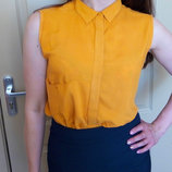 Блуза летняя Mango, размер XS-S