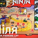 Паркинг NINJA коробка T602