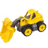 Big Трактор-Погрузчик мини Машинка Mini Power Worker 55803