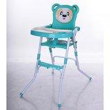 Детский стульчик 113-15 для кормления стульчик 2в1