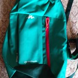 рюкзак Quechua, зеленый, новый