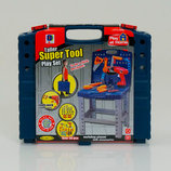 Детский набор инструментов с дрелью Qiality Super Tool 661-74