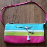 сумочка Cellini, клатч, цветной