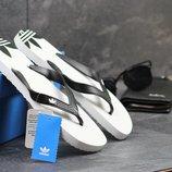 Вьетнамки мужские Adidas white