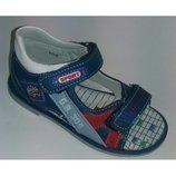 Детская обувь босоножки, сандалии для мальчика, Румыния, Скидки%