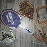 Комплект ракеток для бадминтона тенниса. Оригинал. Англия.