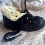 ботинки кеды Zara baby 20р.