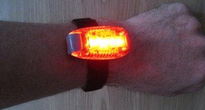 Светодиодный фонарь безопасности 5 LED