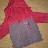 Куртка зимняя на рост 98-104 см