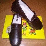 туфли на мальчика размер 37,39