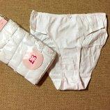 Беленькие трусики Bhs на девочек из Англии 11-12лет