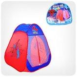 Палатка 810 Человек-Паук 80 х 80 х 90 см