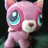 шикарная мягкая игрушка Олень Littlest Pet Shop LPS Hasbro Сша оригинал