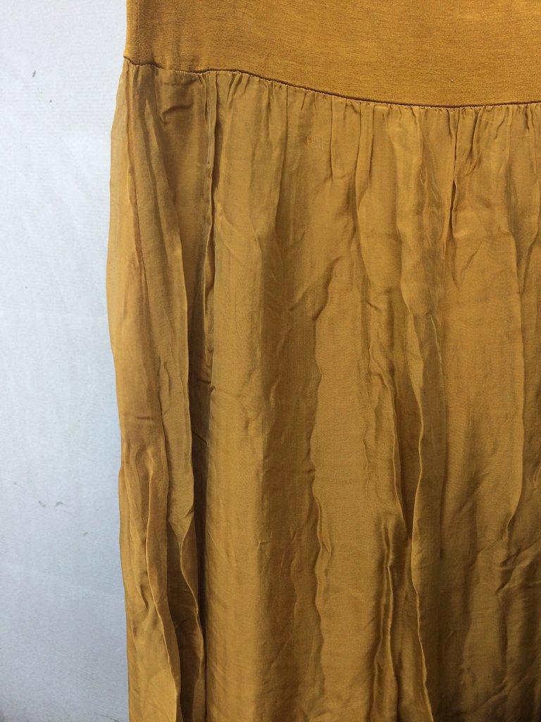 Шелковая юбка италия