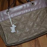 фирменная кожаная сумка Radley