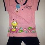 Пижама ROLY-POLY для девочки на рост 98