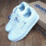 Кроссовки женские Reebok Classics white
