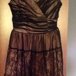 Коктейльное платье Rinascimento, Италия