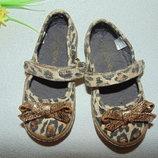 Кеды-Балетки Next 6размер,по ст 14 см.Мега выбор обуви и одежды