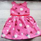 платье на 5-6 лет. фирма H&M. состояние отличное