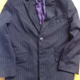 Стильный школьный пиджак Некст